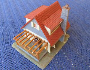 Pour-la-H0-Maquette-ou-Circuit-Routier-Electrique-Usine-Maison-de-Famille
