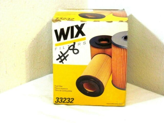 Wix Filter Lookup >> Wix 33232 Fuel Water Separator Filter New In Box N O S
