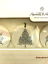 thumbnail 3 - Hearth and Hand Magnolia Porcelain Christmas Ornaments Joanna Gaines Set of 4