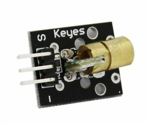 5Pcs KY-008 Laser Transmitter Module Avr Pic For Arduino New Ic zn