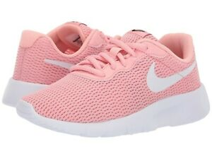 outlet online factory authentic online here Details about Nike TANJUN (PS) Pre-School Girls Bleached Coral/White-Black  818385-605 Shoes