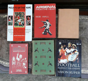 Arsenal-Football-Club-Supporters-Instant-Library-Six-Desireable-Books
