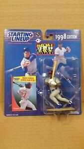 STARTING-LINEUP-SLU-MLB-1998-SERIES-SAMMY-SOSA-CHICAGO-CUBS-ACTUAL-PHOTOS