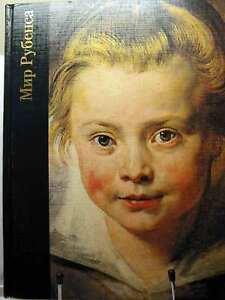 The World of Rubens Life Library of Art  Hardcover.Brand New Album