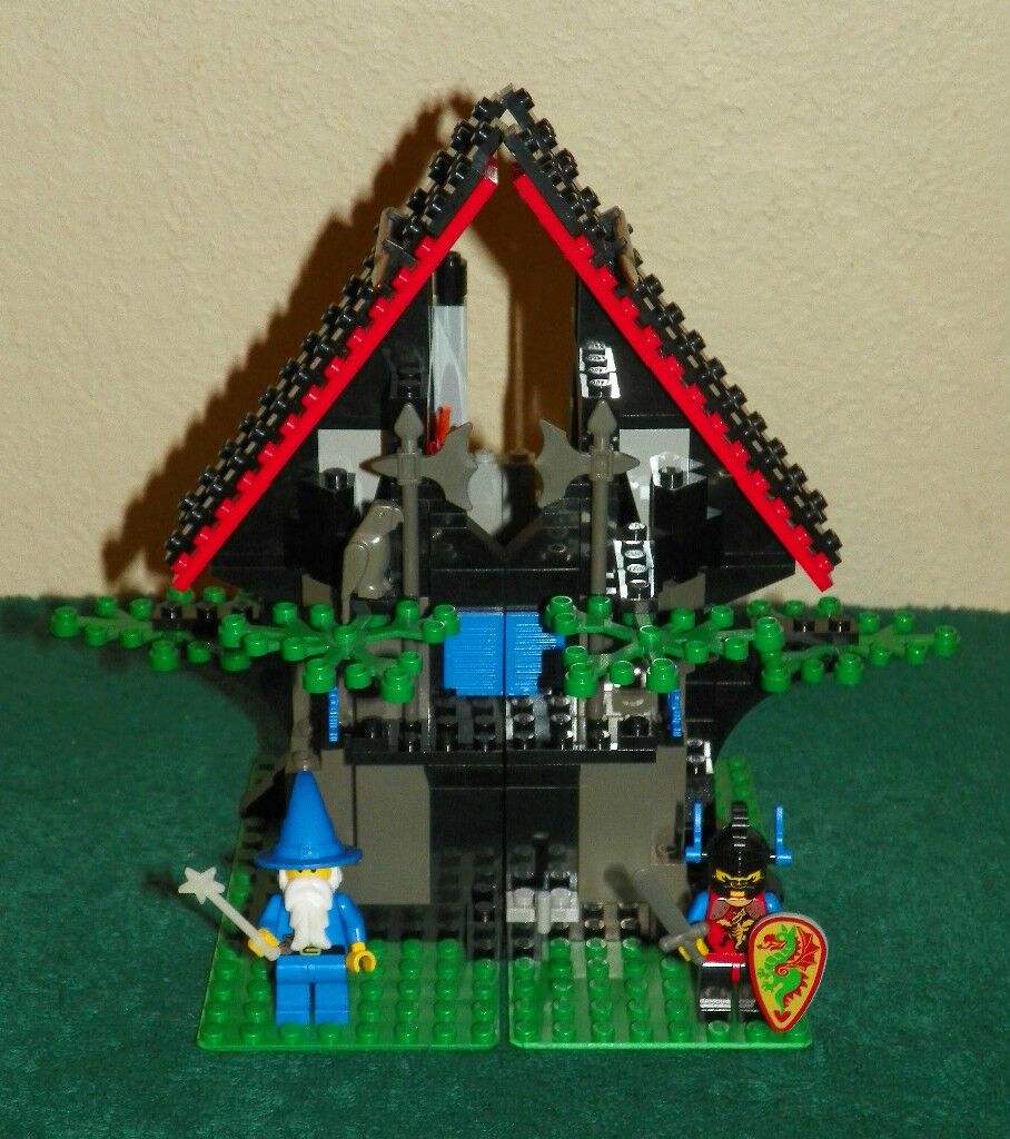 LEGO 6048 - CASTLE MAJISTO MAGICAL WORKSHOP - 1993 Rare / Vintage