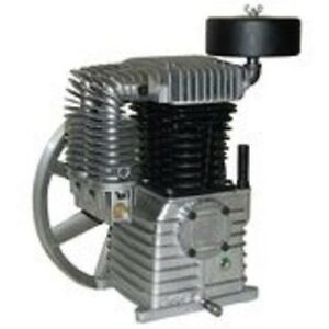 Replacement Air Compressor Pump >> Snap On Replacement Air Compressor Pump 5 7 5hp 2 Stage Model