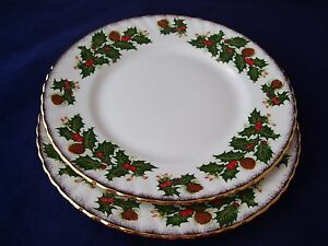 rosina fine bone china yuletide