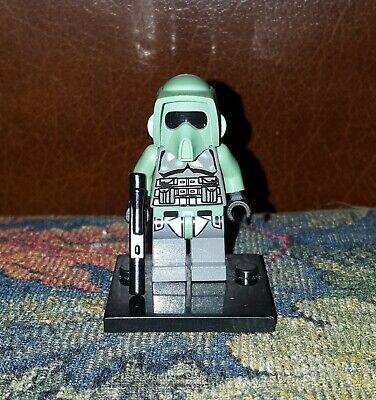Authentic LEGO Star Wars Kashyyyk Clone Scout Trooper Minifigure sw131 7261