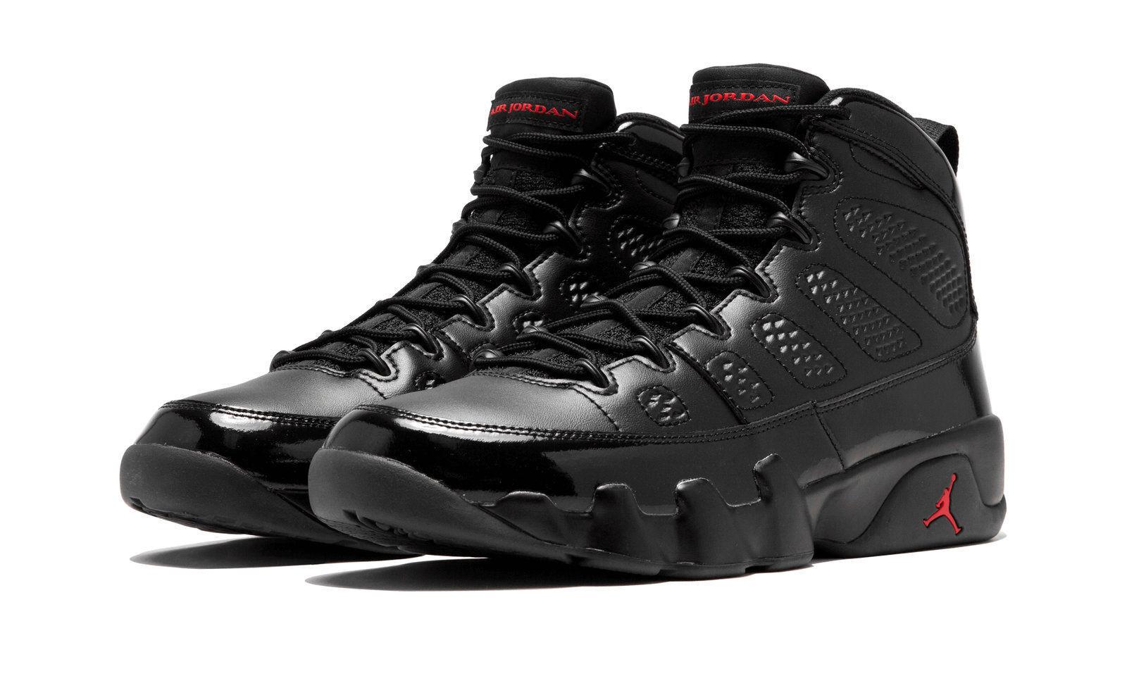 Air Jordan 9 IX Retro Bred Black Red size 8.5. 302370-014. playoff