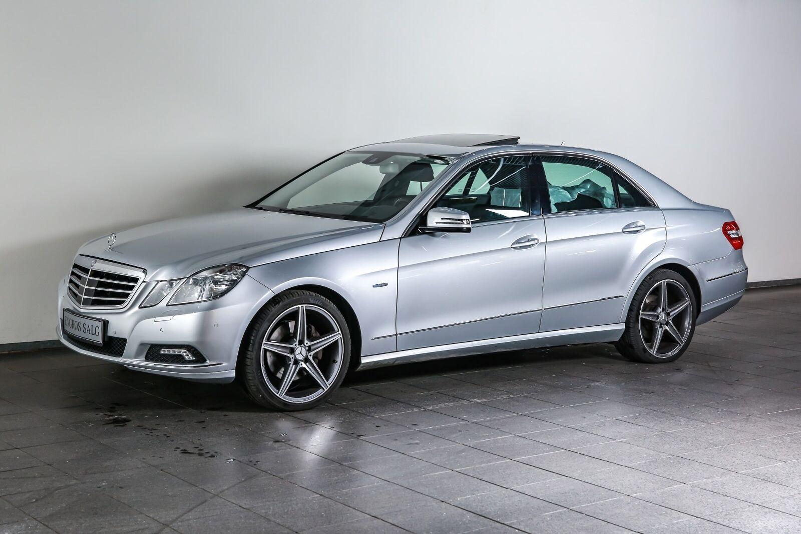 Mercedes-Benz E250 1,8 CGi Elegance aut. BE
