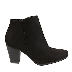 aab58f67044 Details about Perez | Obsessed | Womens Heeled Ankle Boot | Spendless Shoes