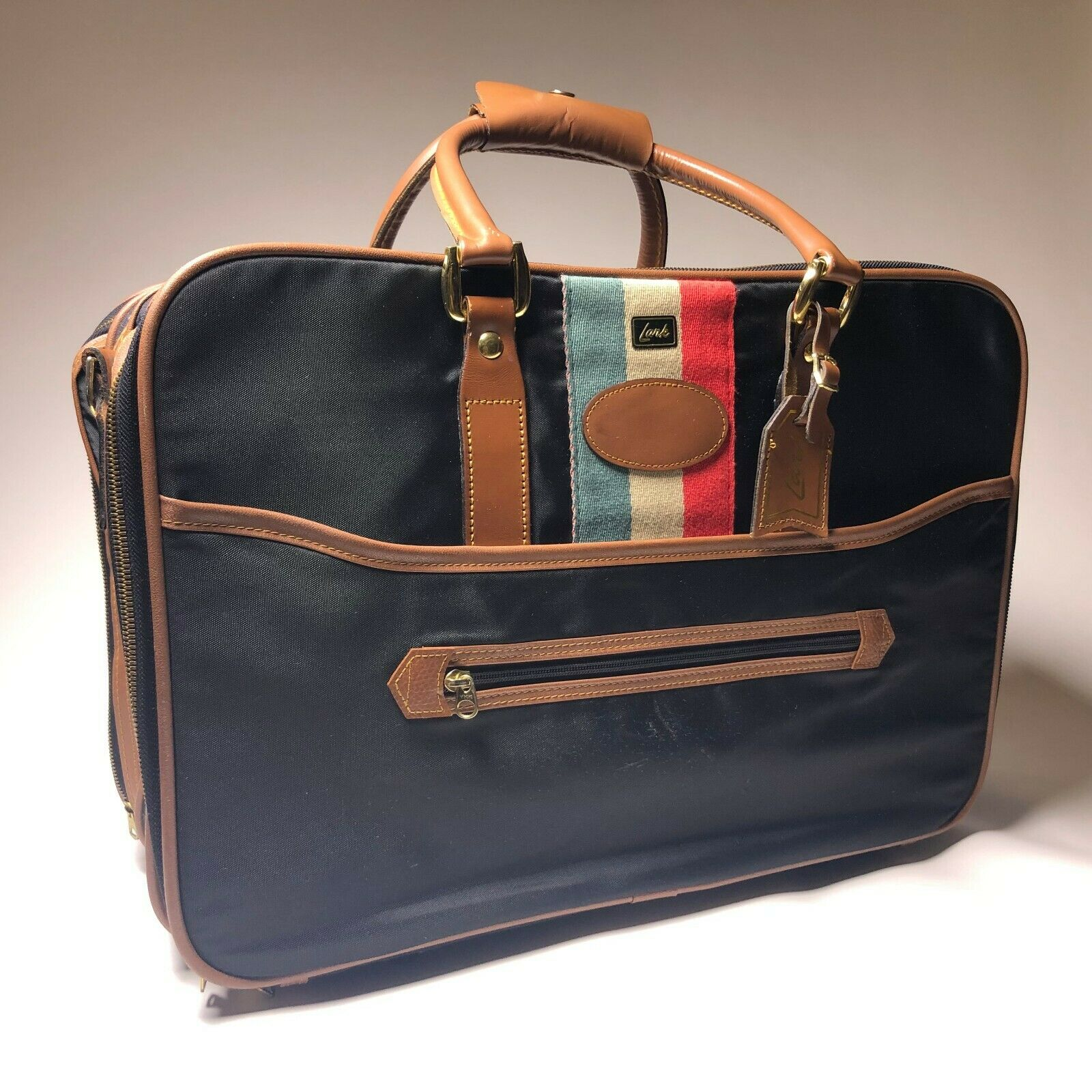 LARK BAG VINTAGE WITH 3 EXPANDABLE LAYERS