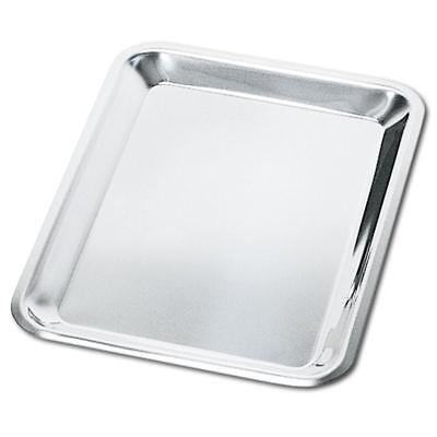 Graef 0000010 Tablett Edelstahl Auffangtablett für Allesschneider Ersatztablett
