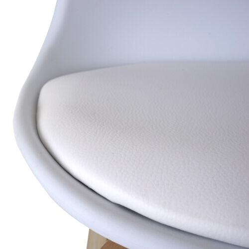 Kunstleder weiß 2x Barhocker MCW-A89 Barstuhl Tresenhocker mit Lehne