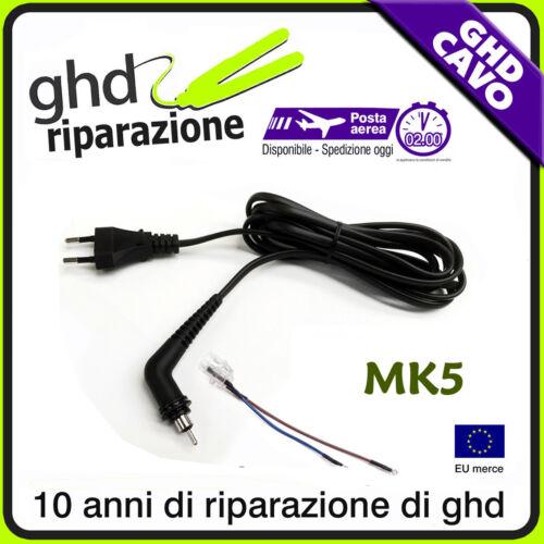 Cavo Alimentazione GHD+Connettore Cavo Per Piastra serie 5.0 serie d/'oro  IT