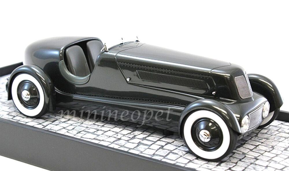 MINICHAMPS 107-082080 1934 Ford Edsel Roadster Model 40 Special Speedster 1 18