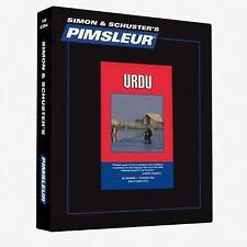 Pimsleur Learn/Speak URDU Language Level 1 CDs NEW!!