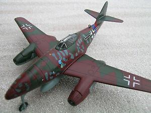 Couteau-schmitt-me-262-IXO-ALTAYA-metal-1-72-me-109-Arado-yakair-ronds-Aircraft