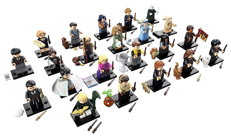 LEGO 71022 Harry Potter Fantastic Beasts - Komplettsatz  mit allen 22 Minifiguren  avec 100% de qualité et 100% de service