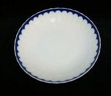 Hutschenreuther Porzellan  Lucina Kobalt blau Suppenteller Vintage