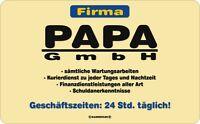 Frühstücksbrettchen Firma Papa Gmbh
