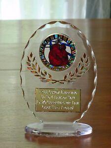 "baseball trophy plaque 4 1//2/"" x 6 1//2/"" FREE engraving"