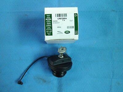 TRE Fuel Filler Cap /& Key LR075664