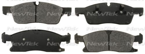 FRONT Premium Ceramic Brake Pads Fits 2011-2013 Jeep Grand Cherokee