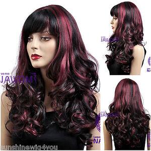 Wig Red Color Tones 15
