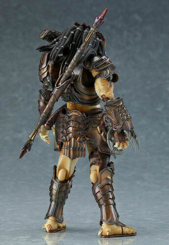 Predator 2 Takayuki Takeya Ver PVC Action Figure Figma 109 Toys Boxed Gift 16cm