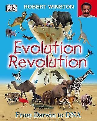 TheEvolution Revolution by Winston, Robert ( Author ) ON Feb-02-2009, Hardback,
