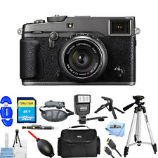 Fujifilm X-Pro2 Mirrorless Digital Camera W/ 23mm Lens (Graphite) PRO KIT NEW!!