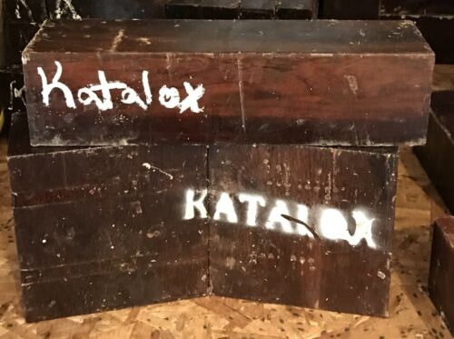1 Katalox Wood Sqr 1.5x24 Pool Cues Lathe Woodturning Chisel Handles Table Parts