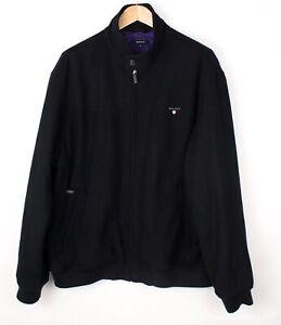 GANT Herren L.A.Wolljacke Mantel Größe XL AVZ821