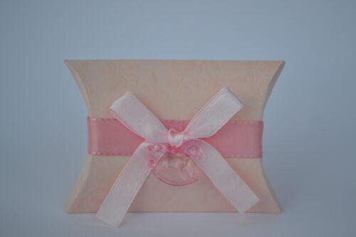 Geburtstag .. in rosa Geburt Gastgeschenke // Bomboniere Taufe