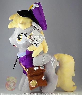 "Derpy Hooves Postman plush doll 12""/30cm Derpy Mailmare plush MLP Pony UK Stock"