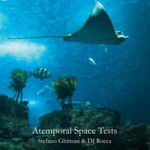 Stefano Ghittoni & Dj Rocca - Atemporal Space Tests (Lp+Cd)