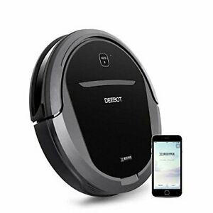 ECOVACS DEEBOT M81Pro Robotic Vacuum Cleaner with Strong Suction