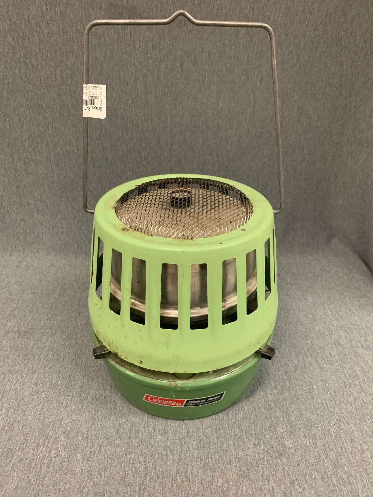 Vintage Coleman 513A Catalytic Heater 3000-5000 BTU 1 72