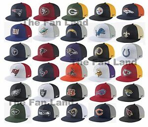 ea0cfb5589d New NFL Nike Laser Pulse True Dri-FIT Snapback Mens Adjustable Cap ...