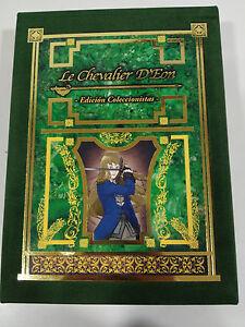 LE-CHEVALIER-D-EON-CAJA-LUJO-EDICION-COLECCIONISTAS-LIMITADA-N-0893-1999