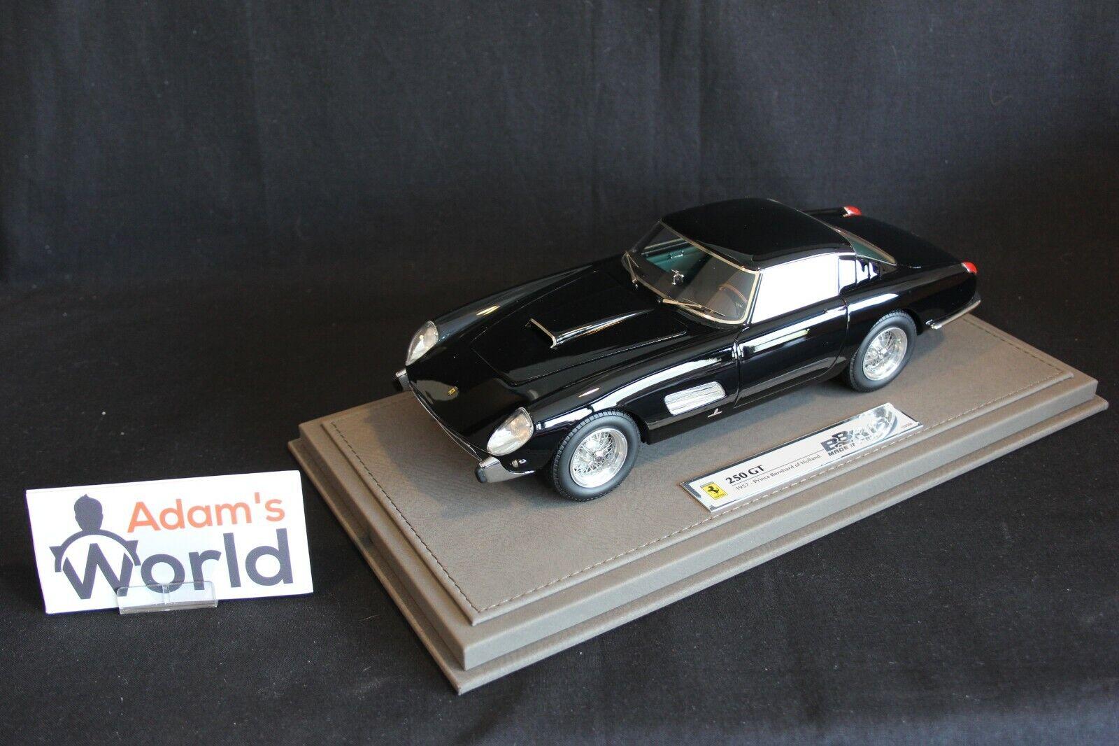 BBR Ferrari 250 GT 1957 1 18 Prince Bernhard of Holland (PJBB)