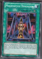 YU-GI-OH Magieartige Dimension Common TU06-DE016
