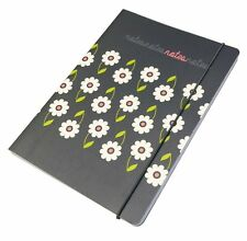 Collins Notepad Notebook Jotter - A5 Daisy Design 192 pages - Feint Ruled