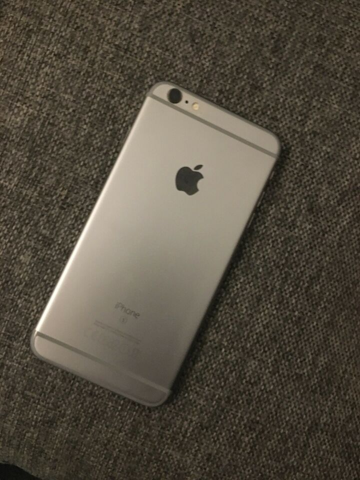iPhone 6S Plus, 16 GB, grå
