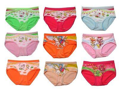 Willensstark Mädchen Schlüpfer Slips 110-152 Unterwäsche Mädchenschlüpfer Unterwäsche B16 Die Nieren NäHren Und Rheuma Lindern