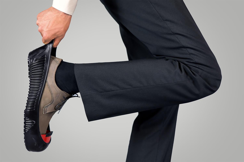 Tiger Grip Total Protect Toe Anti-Slip OverSchuhe w/ Toe Protect Cap_Safe Visits. Größe 2-13 UK e26aaf