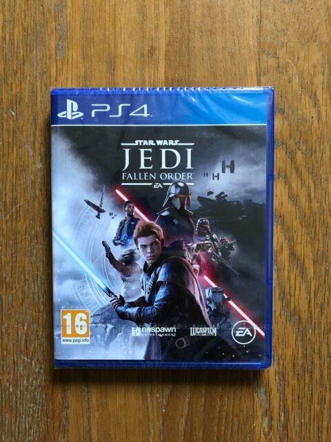 Star Wars Jedi : Fallen Order - Jeu PlayStation 4 NEUF VERSION 100% FRANCAISE