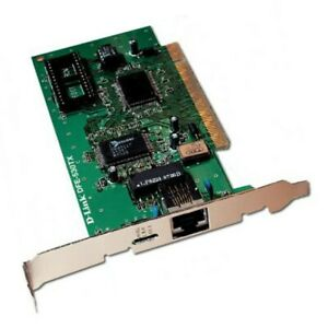 Card-Network-Adapter-D-Link-DFE-530TX-REV-A1-10-100Mbps-Ethernet-PCI-RJ45