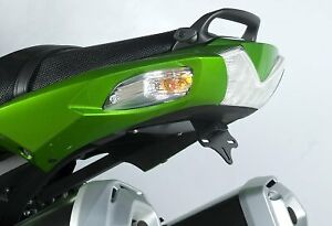 Kawasaki ZZR1400 (ZX-14) 2006-2019 R&G racing tail tidy number plate holder